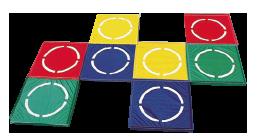 四方連結アレンジマット(4枚1組)