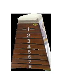 跳び箱 小型8型(T-1)