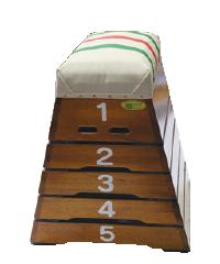 跳び箱 小型5段(T-15)