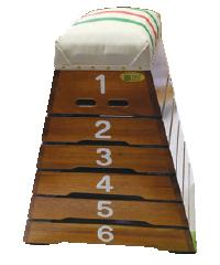 跳び箱 小型6段(T-16)